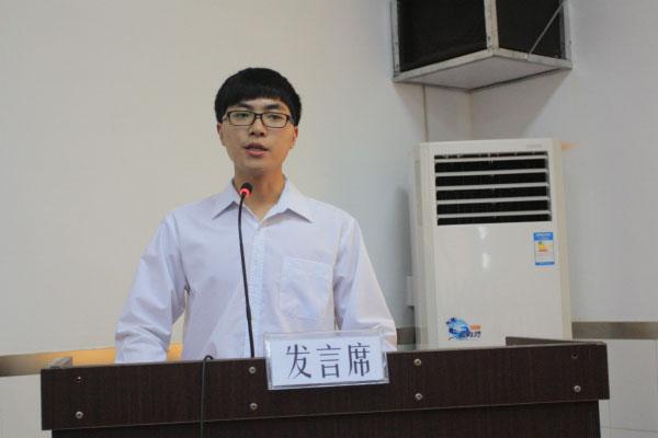 """学院举办""""中国梦四川梦我的梦""""演讲比赛"""